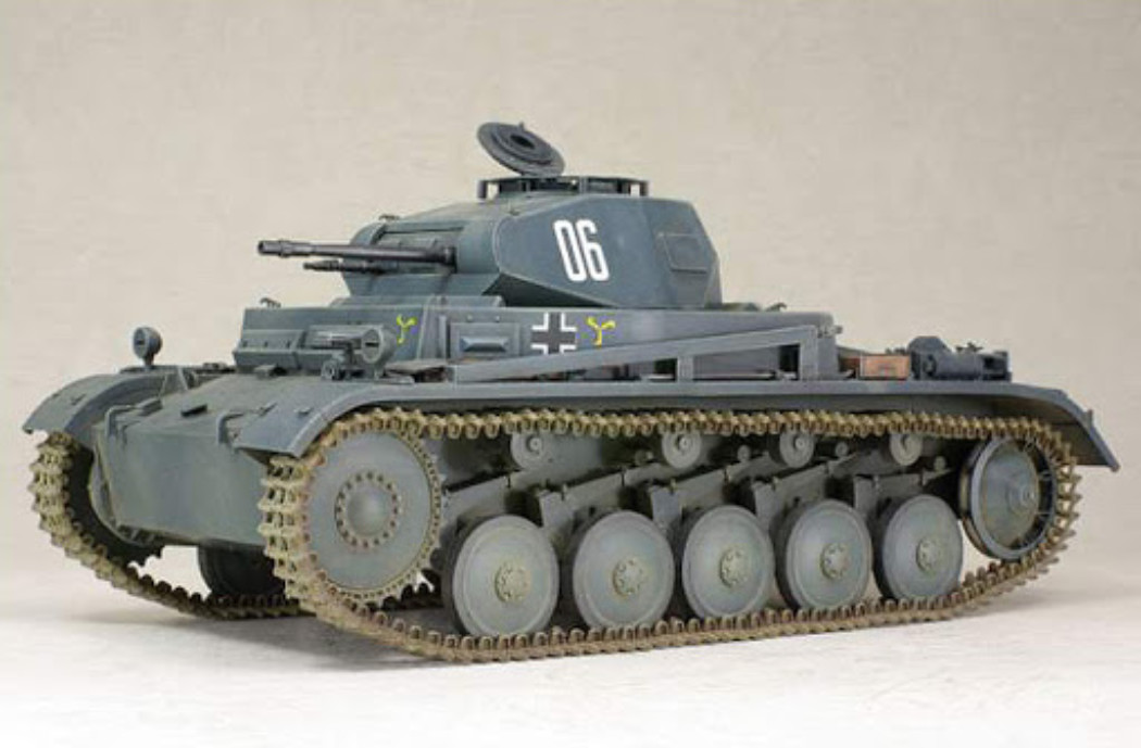 Panzers: 1/24 Is the New 1/35