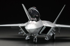 Danger from Above: Raptor F-22A