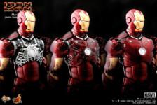 Battle Damaged Iron Man Mark 3