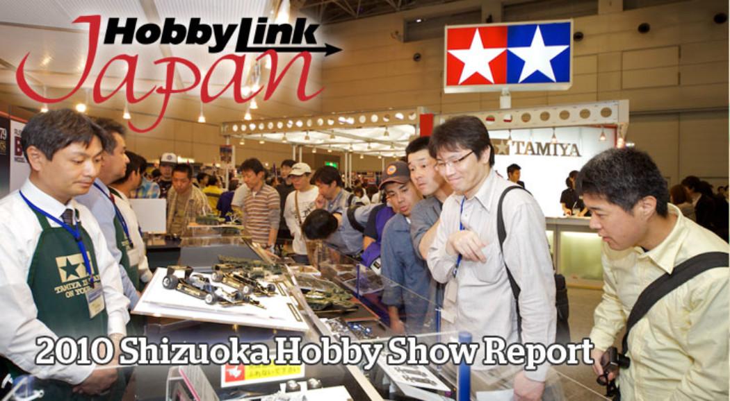 Shizuoka Hobby Show 2010: Tamiya