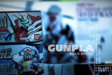 Gunpla TV – Episode 2 – Building Basics!