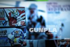 Gunpla TV – Episode 3 – Cleaning up your kit