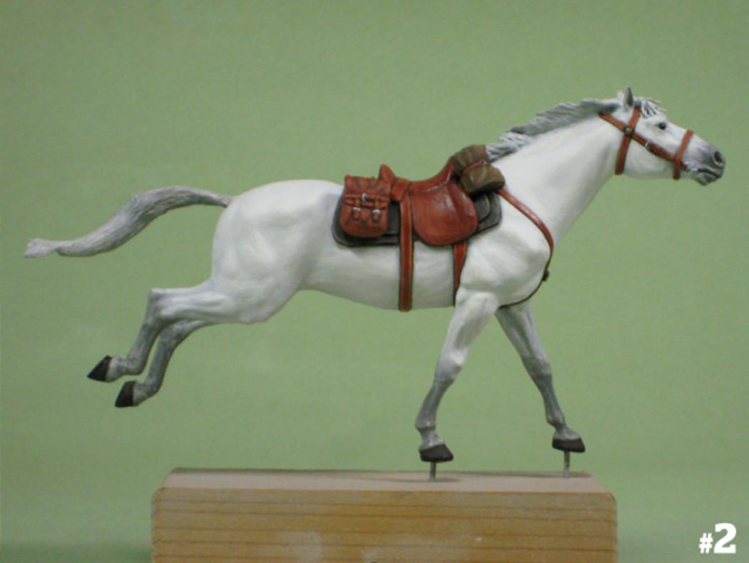 Doi's Corner #2 : Horses!