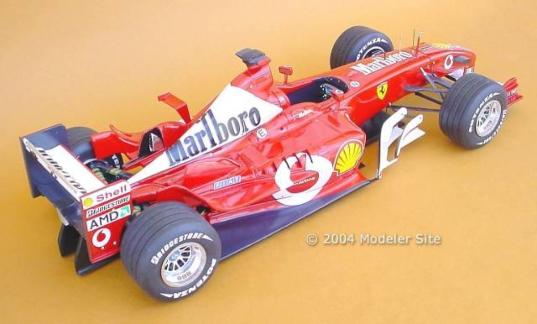 Building F1 Resin Model Kits: A Step-by-Step Guide for Novices