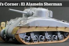 Doi's Corner #3: El Alamein Sherman