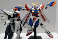 High Grade Future Century God Gundam Review