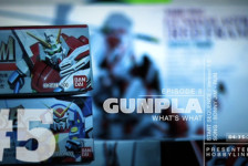 Gunpla TV – Episode 5 – Building an MG – Inner Frames