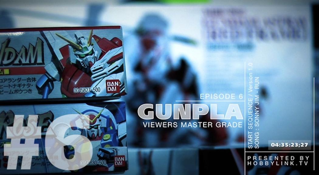 Gunpla TV – Episode 6 – Viewer Chosen MG – Full Armor Gundam
