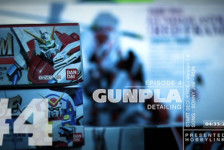 Gunpla TV – Episode 4 – Gundam Marker – Panel lines