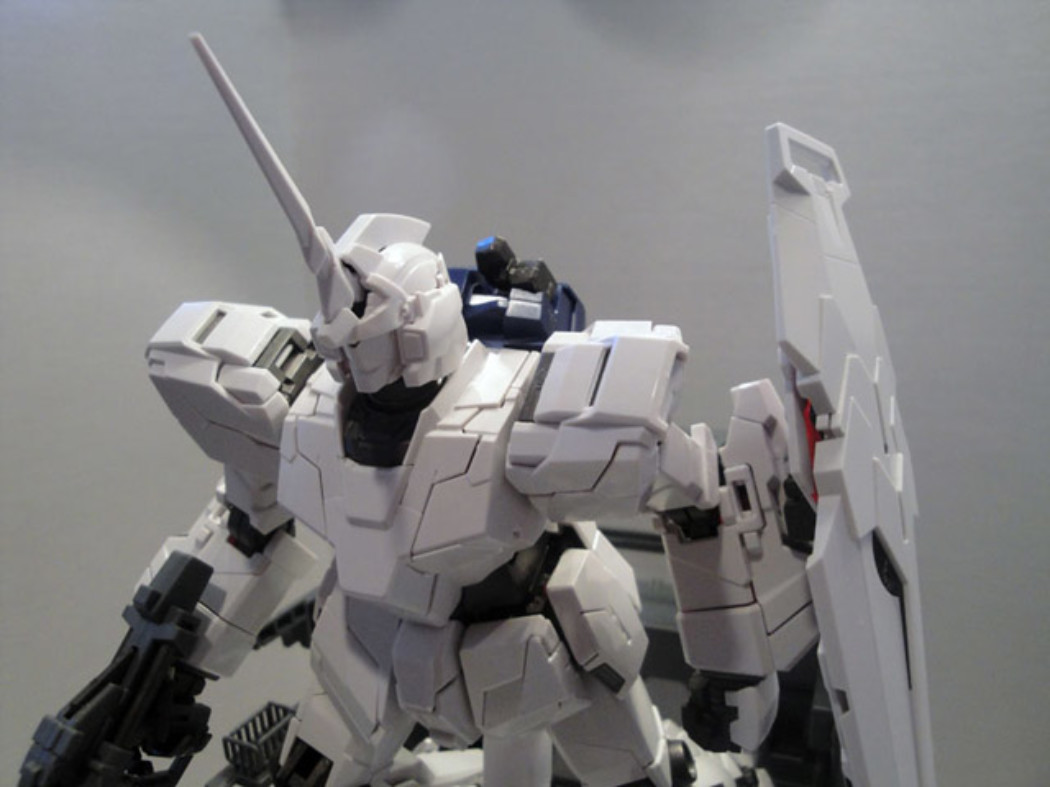 MG Unicorn ver. HD + Cage Review