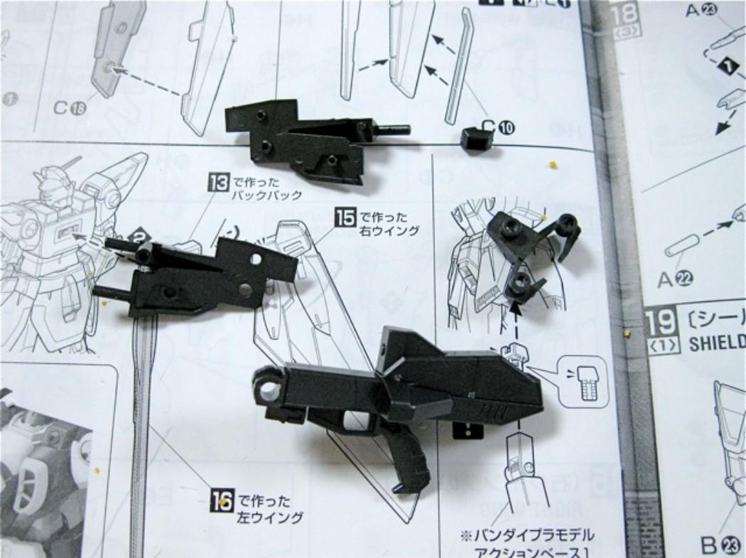 MG Wing Gundam Build Part 4