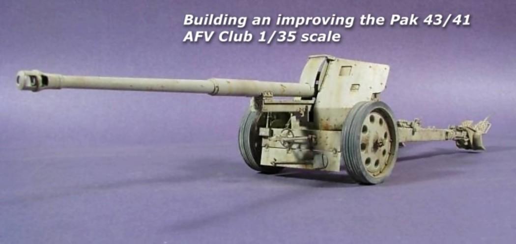 Building & Improving the Pak 43/41