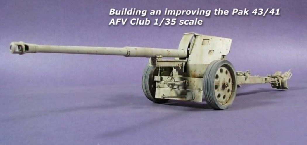 Building & Improving the Pak 43/41