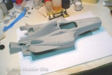 Building F1 Resin Model Kits: Part 2