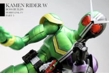 Boss Builds Special – Kamen Rider Double Part 1