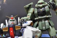 Behind the Scenes: Gundam Desktop Arena