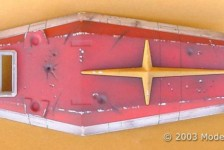 Painting & Weathering: Gundam RX-78-2 Shield