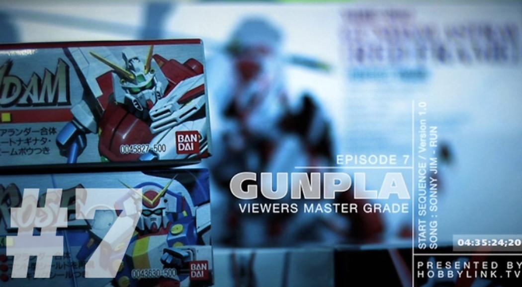 Gunpla TV – Episode 7 – MG FA Gundam WIP PT2 – The torso