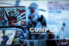 Gunpla TV – Episode 7 – MG FA Gundam WIP PT2 – The torso