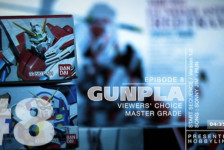 Gunpla TV – Episode 8 – MG FA Gundam WIP PT3 – The Head