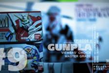 Gunpla TV – Episode 9 – MG FA Gundam WIP PT4 – The Arms – Yellowbird Sinanju
