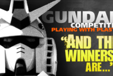 Gunpla TV Special – Gundam Competition – The Winners!
