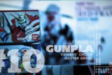 Gunpla TV – Episode 10 – Water-Slide Decal Tutorial