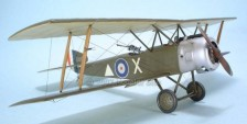 Vacuformed WWI Airplane Build