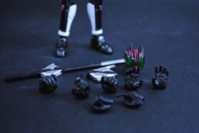 Kamen Rider Decade Violent Emotion Review