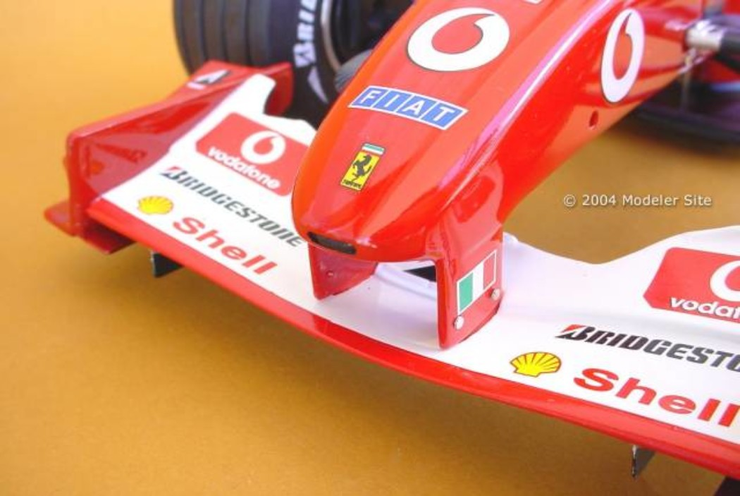 Building F1 Resin Model Kits: Part 3