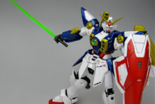 Build: MG Wing Gundam Part 2