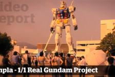 Gunpla TV Special – 1/1 Real Gundam Project in Shizuoka