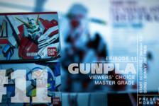 Gunpla TV – Episode 11 – Dry Transfer Tutorial – MG FA Gundam Finale