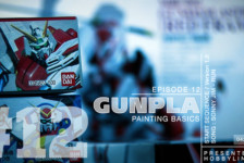 Gunpla TV – Episode 12 – Spray-Can Painting Tutorial