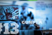 Gunpla TV – Episode 13 Part 1 – Metal Aftermarket Parts Tutorial