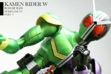 Boss Builds – Episode 1 – Kamen Rider Double – Part 3