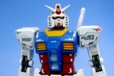 RG RX-78-2 Build Part 4