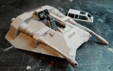 Fine Molds 1/48th Star Wars Snowspeeder Project Part III