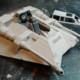 Fine Molds 1/48th Star Wars Snowspeeder Project Part III