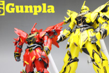 Gunpla TV – Episode 16 – MG and HG Sinanju Comparison