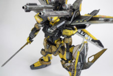 Watchmen Custom GAT-X105 Strike Gundam