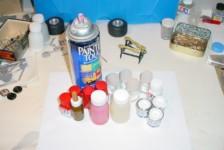 Building F1 Resin Model Kits: Part 5