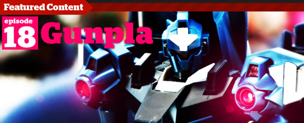 Gunpla TV – Episode 18 – HG Gouf Custom! Extra Finish Tutorial!