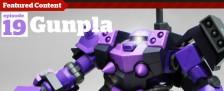Gunpla TV – Episode 19 – Super Custom Zaku & Thruster Masking Tutorial!