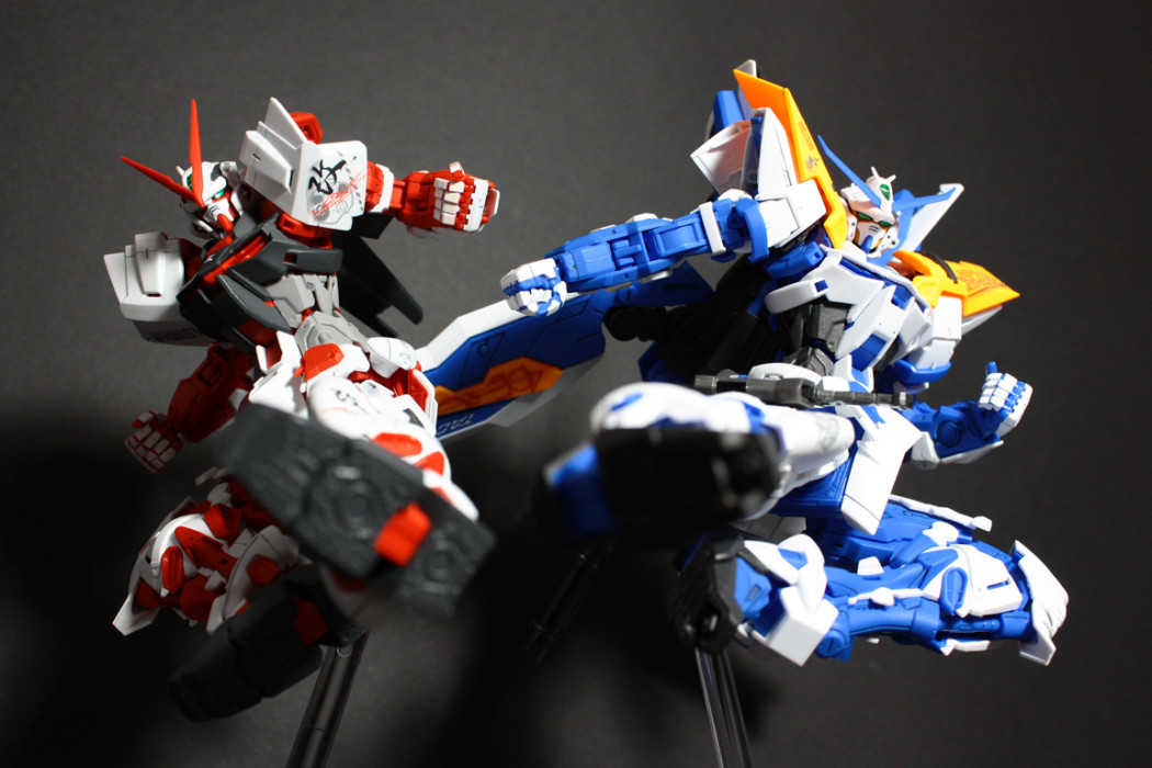 Gunpla & Photography: Backdrop and Lighting