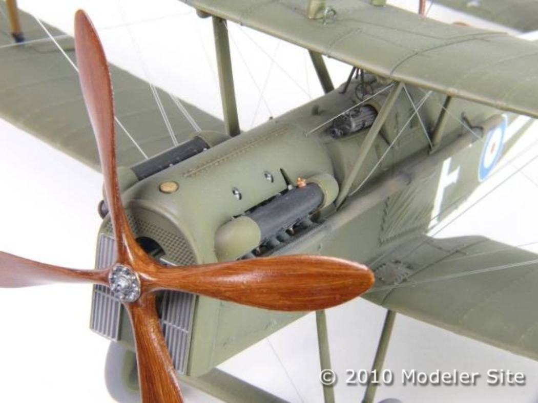 Tips for Building the SE. 5a from Wingnut Wings