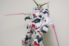Unicorn Gundam Ver. Ka Titanium Finish
