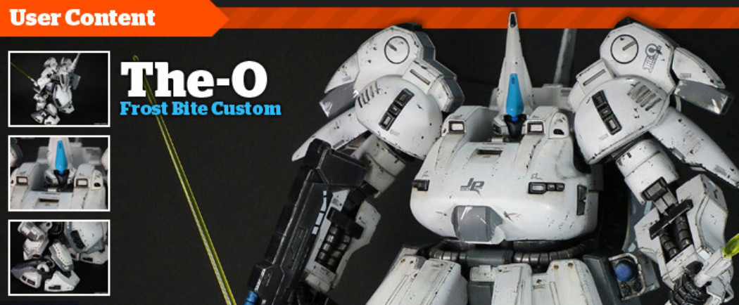 The-O: Frost Bite Custom