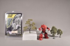 HGUC RX-79(G) Diorama Part 1
