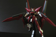 HG 1/144 Gundam Harute – Crimson Color Ver